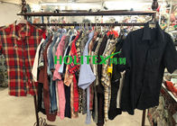 Fashionable Second Hand Mens Short Sleeve Shirts American Style With All Size