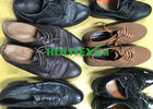 Sorted Used Mens Leather Shoes , Second Hand Leather Shoes COC Approved